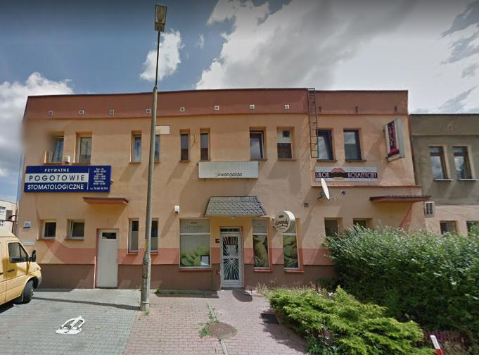 Lokal usługowy przy ul. Sokolej 70m2, parter